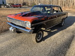 1963 nova show car gasser 2x4 4 speed