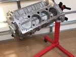 New Race 350 Chevy Assembled Short Block