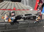 Nitrous outlet race stinger 2 plate system