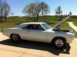 1967 chevelle pro street or race car
