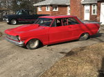 Chevy II nova all steel