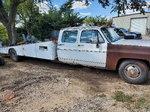 car hauler ramp truck