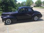 1940 Chevrolet Tudor Coupe