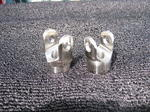 Titanium Ladder Bar 4 Link Diagonal Bar Brackets Ultra Trick