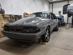 1987 Fox body Mustang 25.5