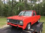 '90 Ford Ranger Race Truck