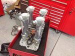 Enderle Mechanical Fuel Injection system with Pump