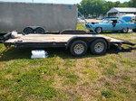 18 ft open trailer