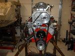 Pump Gas Blower Motor