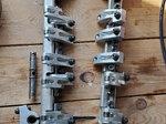 Jessel 60/40 pro aluminum sbc rocker shafts