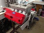 Ford Pro Stock Hemi Parts - JC50