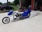 Harley Davidson Pro Drag