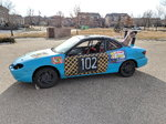 2002 Ford ZX2 Tommy Boy Edition