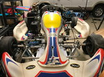 Kart - Zanardi chassis with Rotax 125cc engine