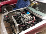 LS 403 CID Iron Block Race Engine Carb to Pan