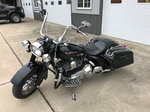 2005 Custom Harley Davidson Road King