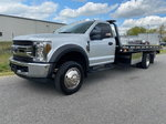 2019 Ford F550 Super Duty Rollback/Wrecker Commercial Tow Tr