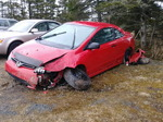 2008 Honda civic with 30000 kms