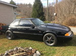 1991 Ford Mustang coupe