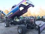 Super Modified 4wd Truck