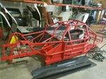 New Vandoorn Chassis
