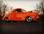 1941 Pro Street Blown Hemi Willys