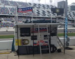 Large Nitro Mfg Oval Racing Pit Box