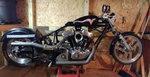"114"" Evo XL Dragbike w/ Tow Bike & Van!!!!"