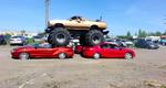 El camino monster truck