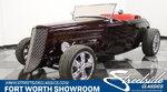 1933 Ford Roadster Streetrod