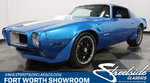 1971 Pontiac Firebird Trans Am Restomod