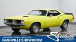 1972 Plymouth Cuda 340 Tribute