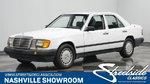 1987 Mercedes-Benz 300D Turbo Diesel