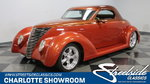 1937 Ford 3-Window Wild Rod Wedge Roof