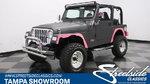 1999 Jeep Wrangler 4X4