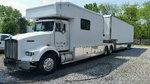 91 Kenworth &04 Haulmark liftgate trailer