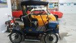 1900 Gadabout replica car.golf cart.