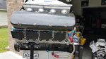 FRESH 394 CI SPLAYED VALVE SMALL BLOCK CHEVY RACING ENGINE