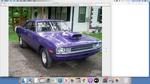1970 Dart Drag car, 10.0's