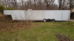 1995 CAR MATE 50FT 5TH WHEEL TRAILER