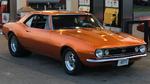 1967 pro street camaro