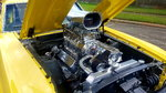 Blown Supercharged Ford 408 Stroker Complete Turn Key Engine