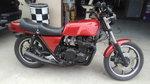 1980 Kawasaki KZ1000 Shaft drive