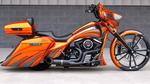 2015 custom Harley street glide