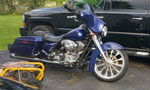 Looking 2 trade Not Your Average Harley Street Glide