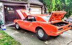 1968 Camaro pro/street or Race Turn Key