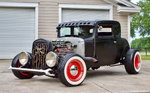 1932 Chevrolet 5-Window Coupe STEEL BODY