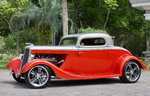 1934 Ford 3-Window Coupe Resto-Mod