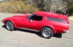 1968 Corvette wagon