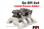 NEW - FiTech 30064 Dual Quad up to 1200 HP